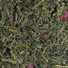 Green Tea with Japanese Cherry