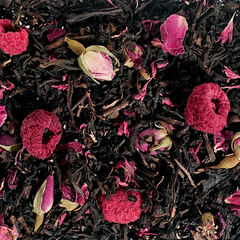 Oolong Raspberry & Rose Tea
