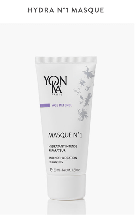 HYDRA N°1 MASQUE   50ml