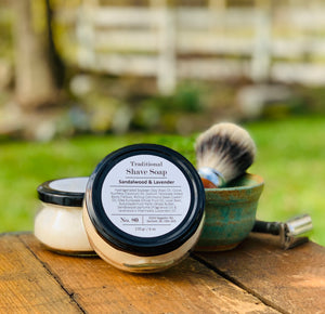Traditional Shave Soap