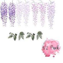 Load image into Gallery viewer, Wisteria Wall Deals (Purple) - Half Pack