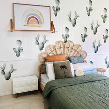 Load image into Gallery viewer, Cacti Wall Decals - Half Pack