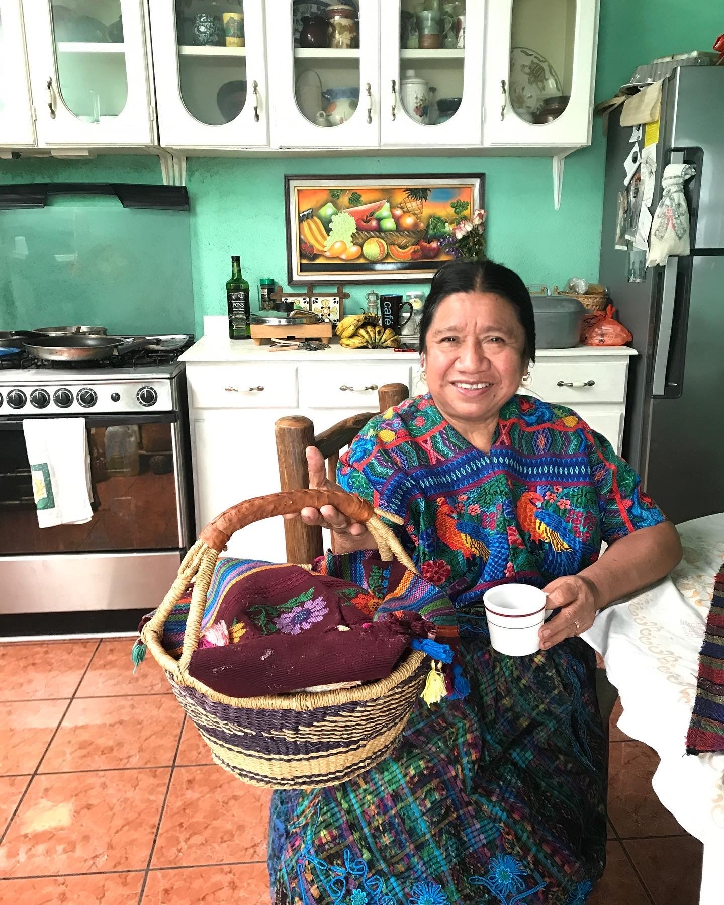 Pepián Cooking Class with Doña Lidia / Saturday May 15th, 12noon-1:30pm