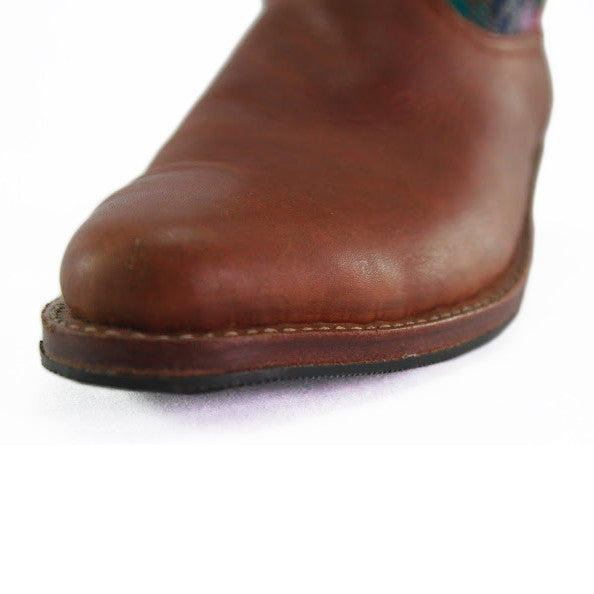 Original Curved Boot