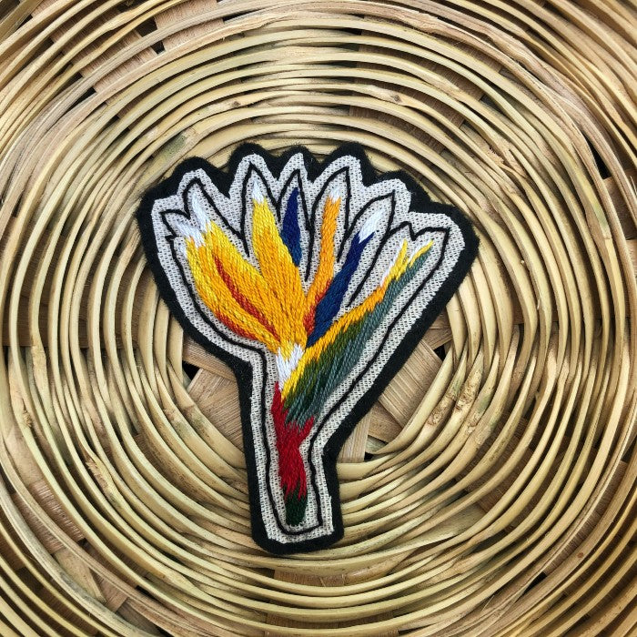 Bird of Paradise Patch