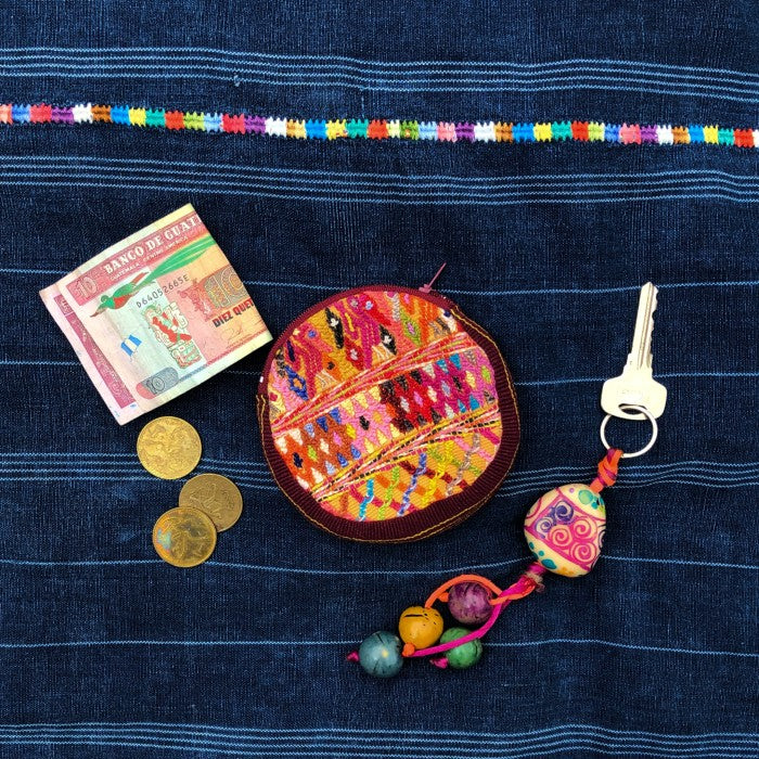 Small Circle Pouch