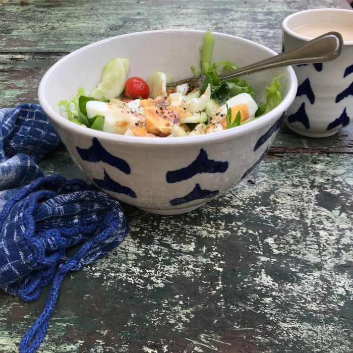 Ikat Donburi Bowl