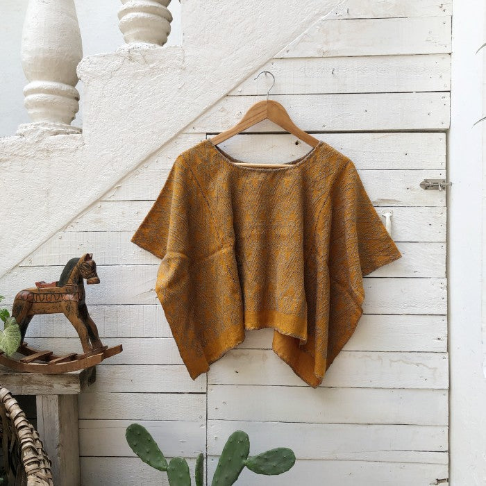 Clouds of Cobán in Mustard + Grey