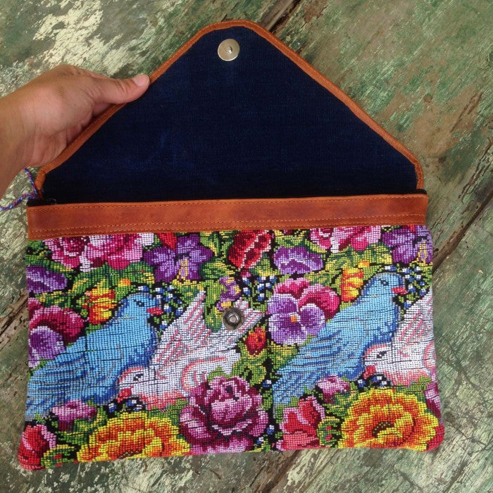 Oversized Envelope Clutch 1