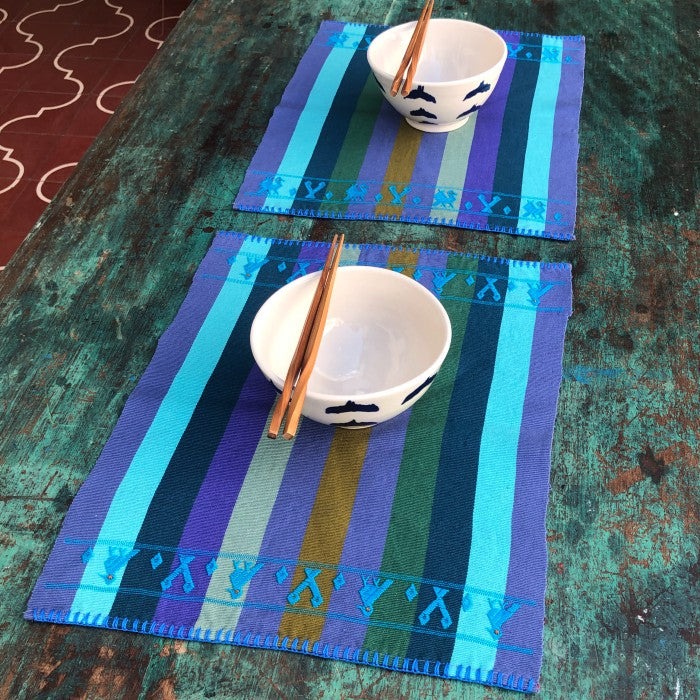 Placemats 2: set of four