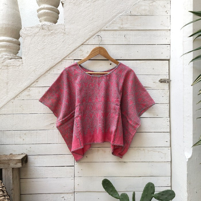 Clouds of Cobán in Rose + Mint