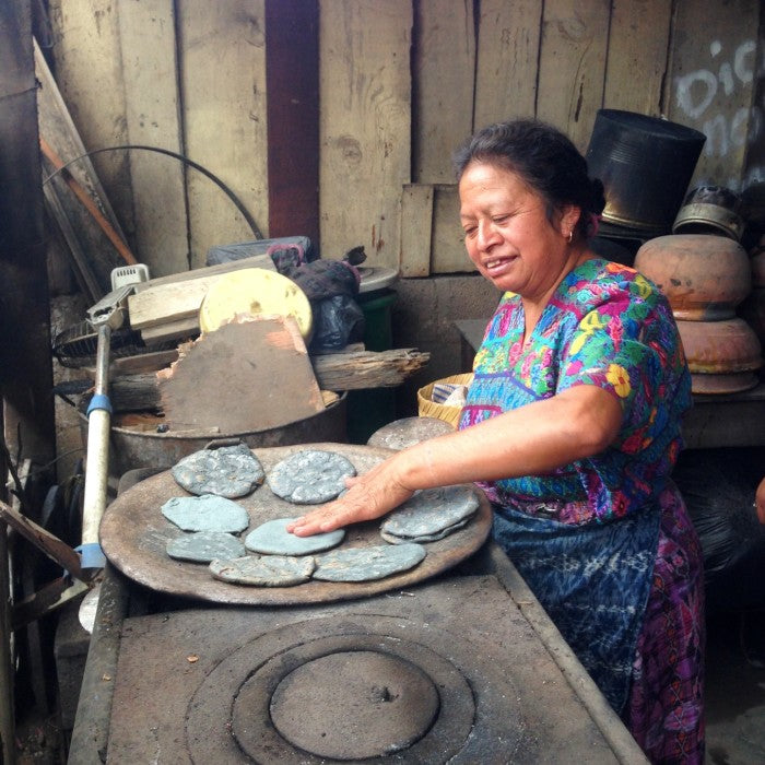 Tortilla-making with Doña Lidia / Saturday March 13, 1-2pm Guatemala time (2021)