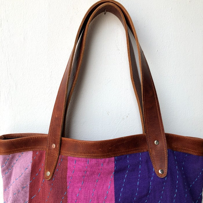 Wild Berry Oversized Tote 1