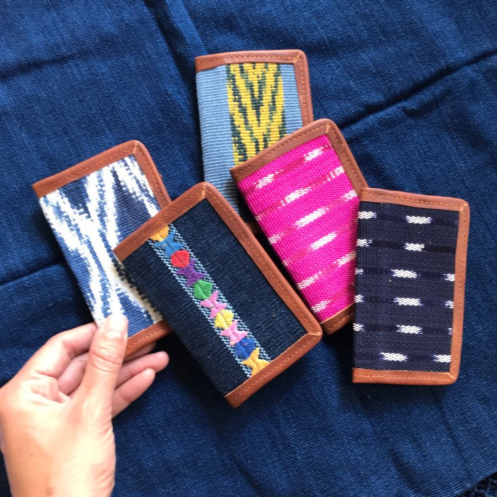 Card Holder Stripes