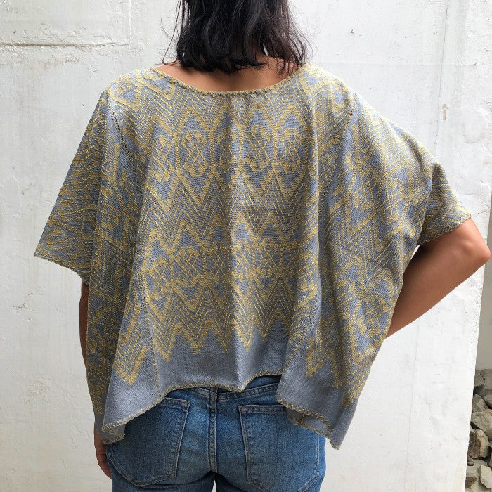 Clouds of Cobán in Grey + Mustard