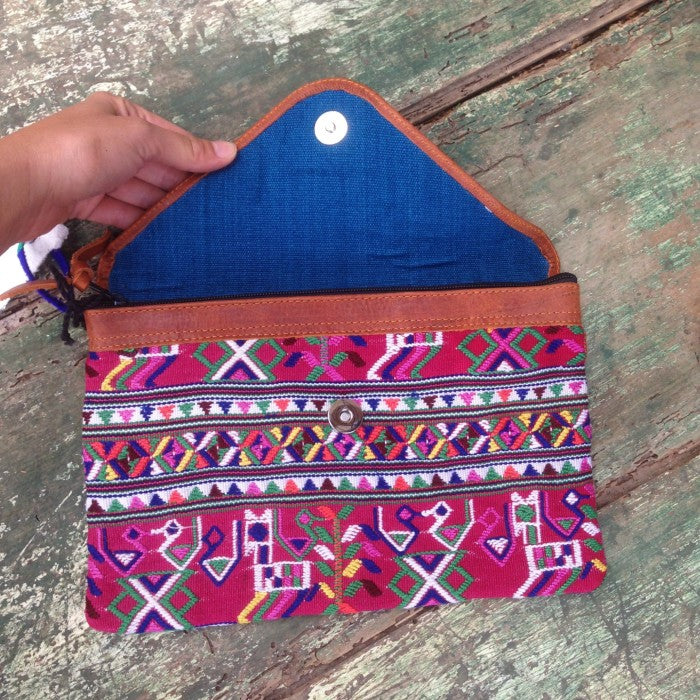 Envelope Clutch 4