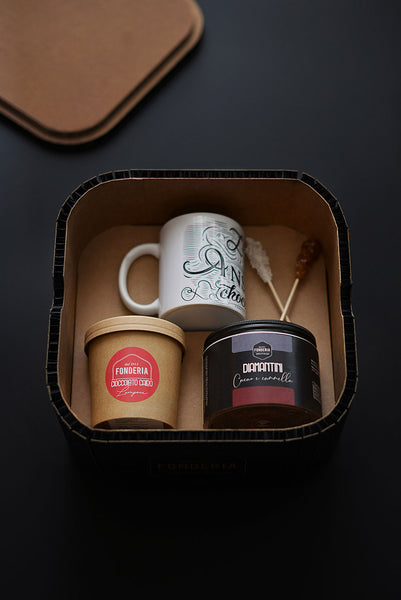 Gift box HOT CHOCOLATE