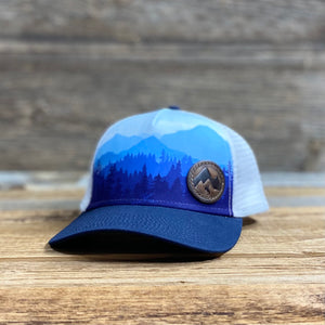 Open image in slideshow, Steamboat Mountain Patch Sublimated Hats