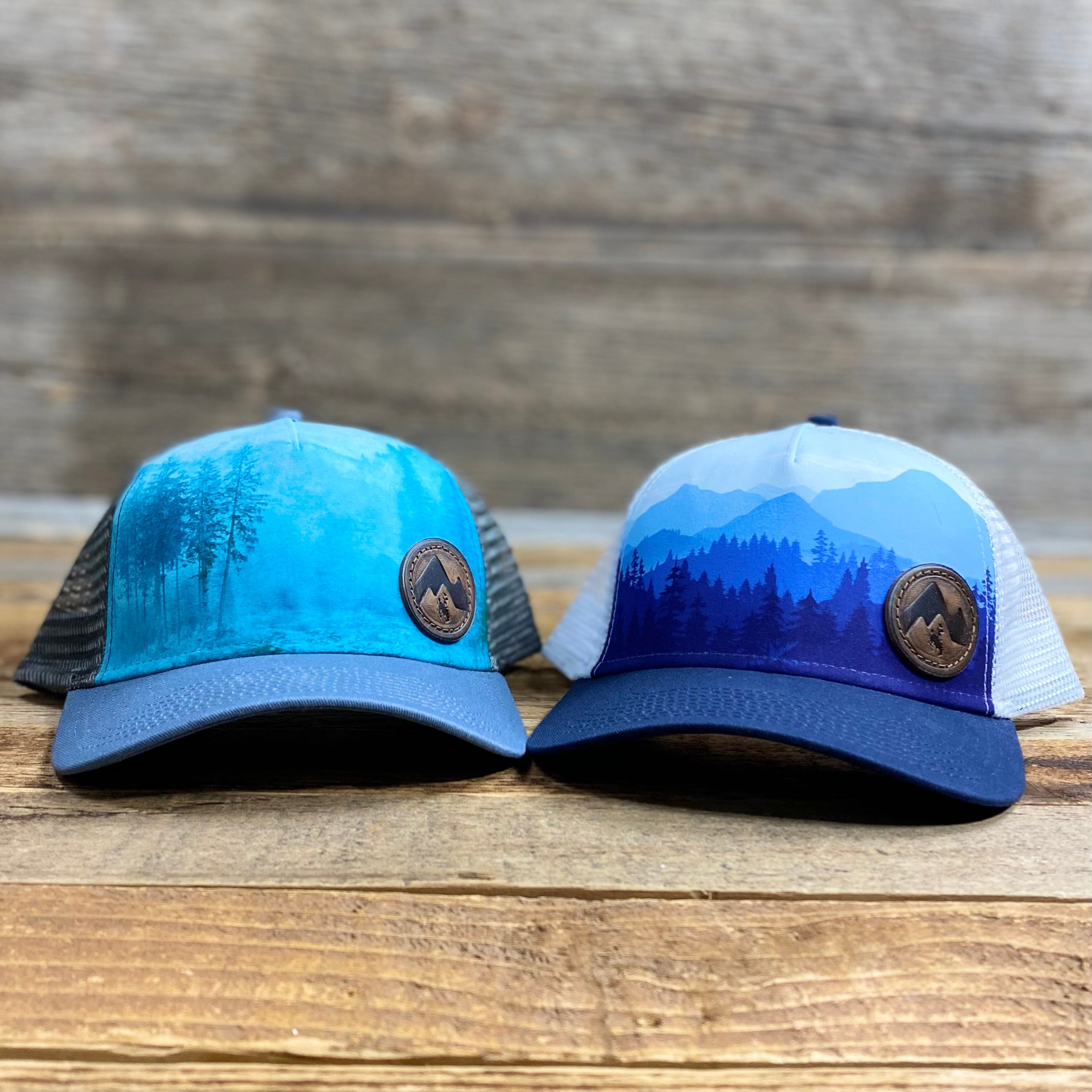 Steamboat Mountain Patch Sublimated Hats