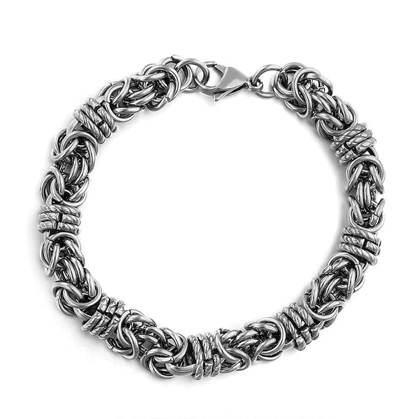 Stainless Steel Link Chain Bracelet