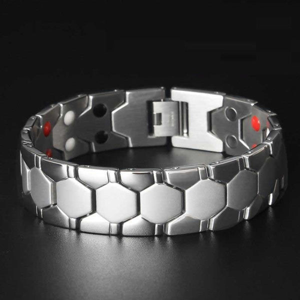 Magnetic Therapy Bracelet Double Row Magnets