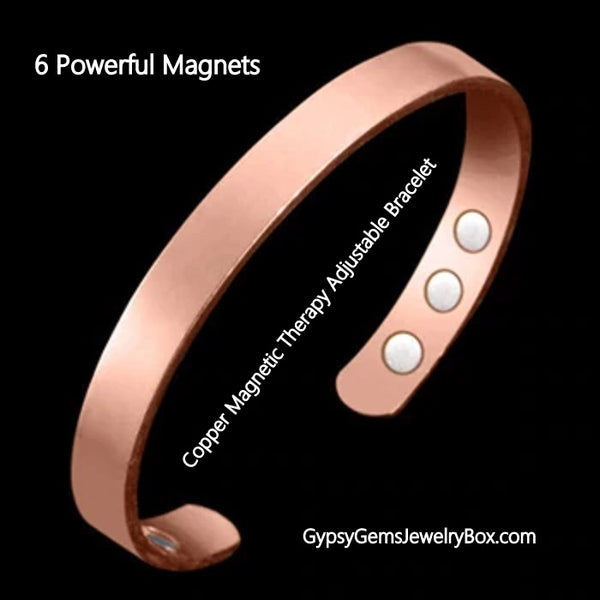 Magnetic Therapy Bracelet Copper