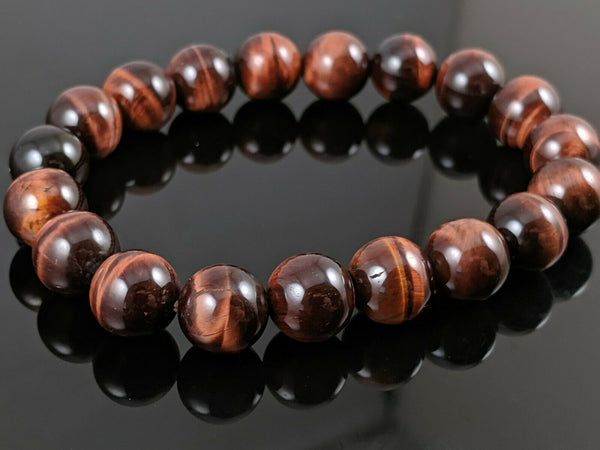 TIGER EYE 'Red' Energy Bracelet