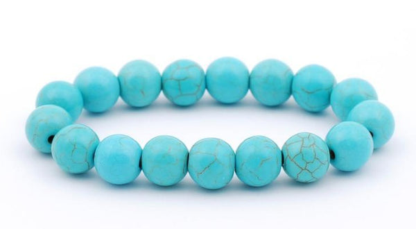 "TURQUOISE Energy Bracelet ""Sleeping Beauty"""
