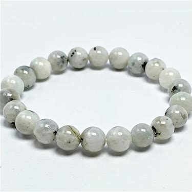 "MOONSTONE Energy Bracelet ""Illuminated Reflection"""