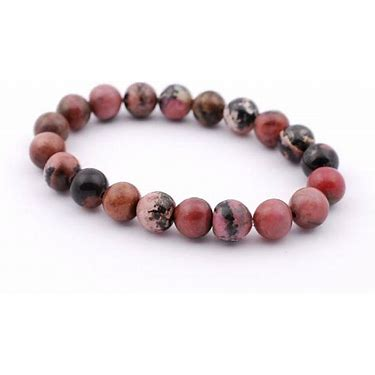 "RHODONITE Energy Bracelet ""Restoration"""