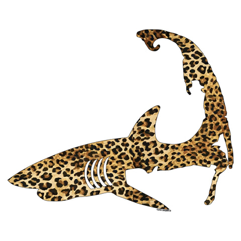 Pattern Sticker - Leopard