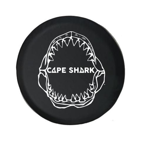 Cape Shark Jaw Tire Cover