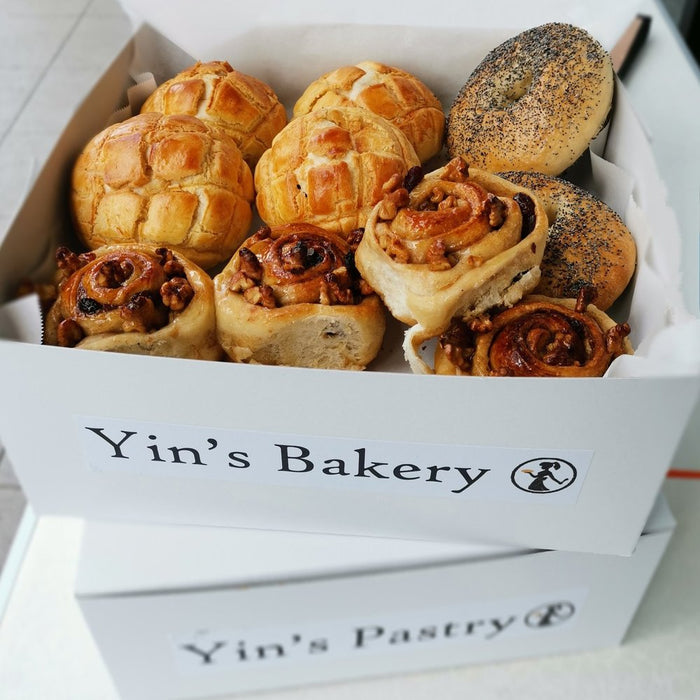 [Delivery] Yin's Bun Bundle Set