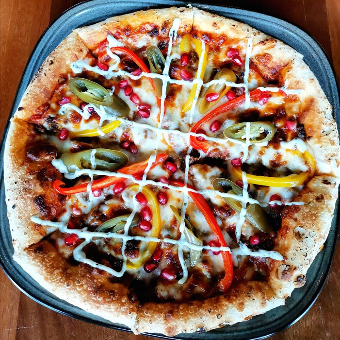 [Delivery] The Turk Pizza