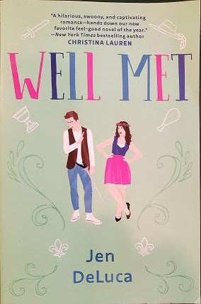 Fiction Friday Book Review: Well Met