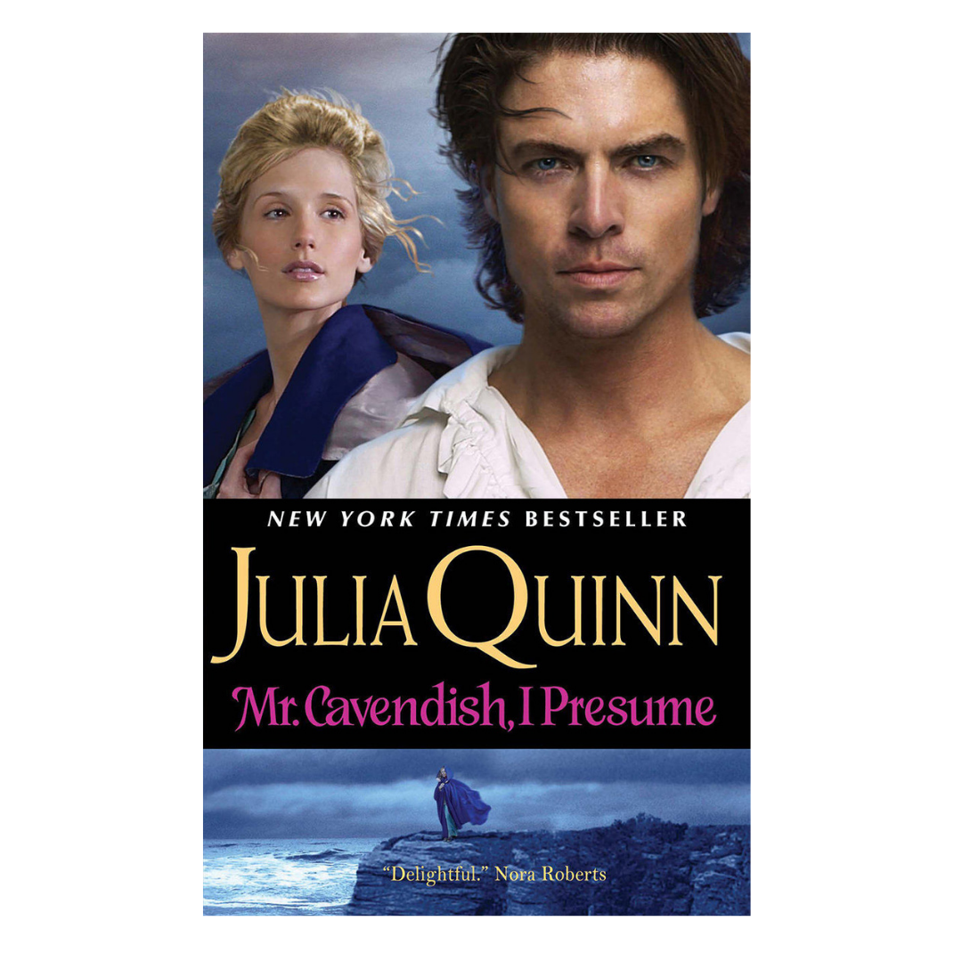Mr Cavendish, I Presume (Two Dukes of Wyndham #2)