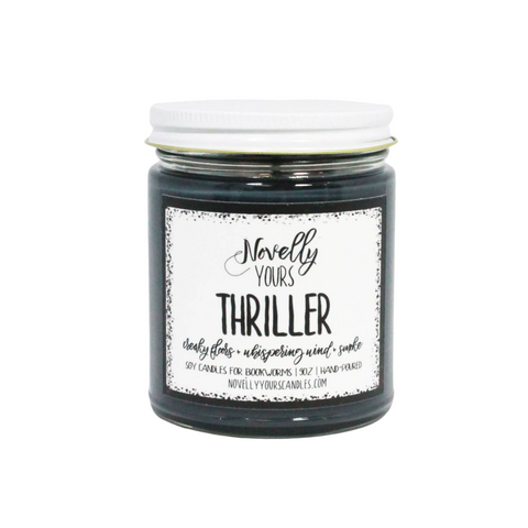 Thriller Candle