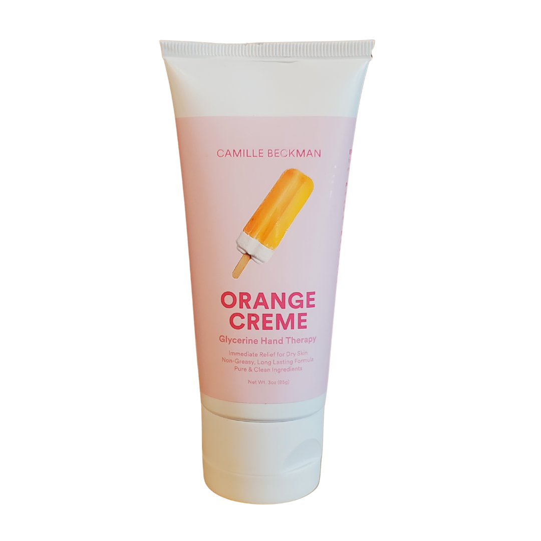 Camille Beckman Glycerin Hand Therapy- Orange Creme