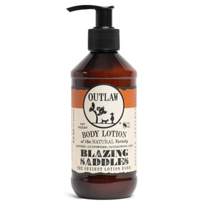 Blazing Saddles All-Natural Lotion (All Vegan)