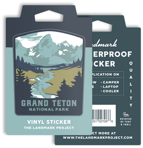 Grand Teton - Sticker