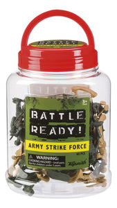 Army Strike Force Set of 40 Toy Soldiers