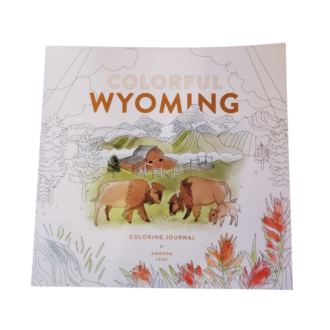 Colorful Wyoming