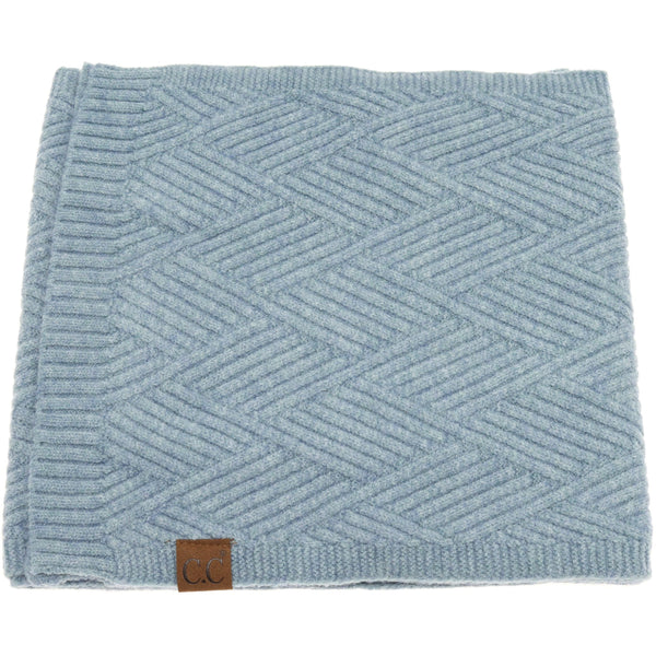 Super Soft Heathered Scarf in various colors