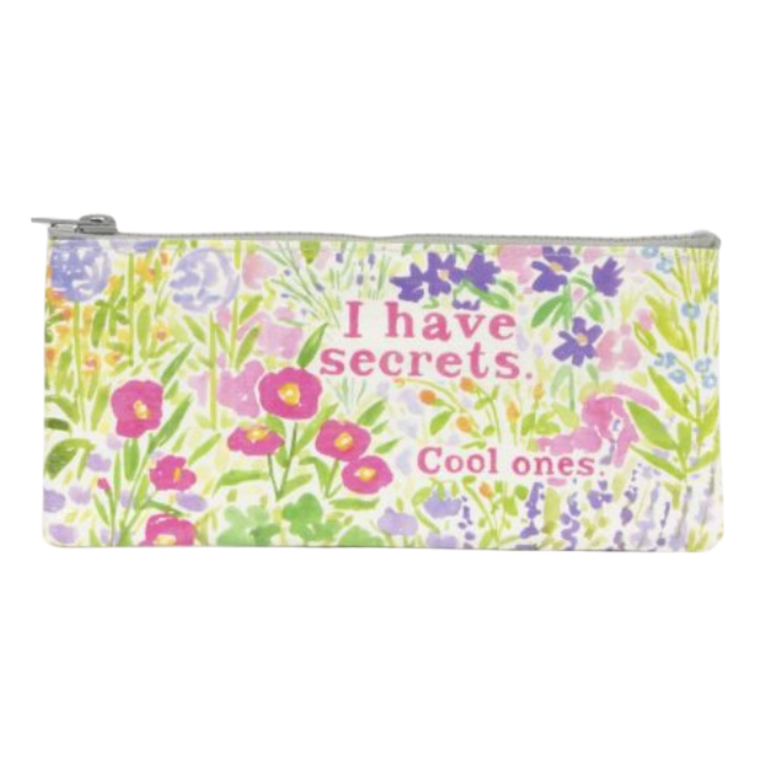 I Have Secrets Pouch