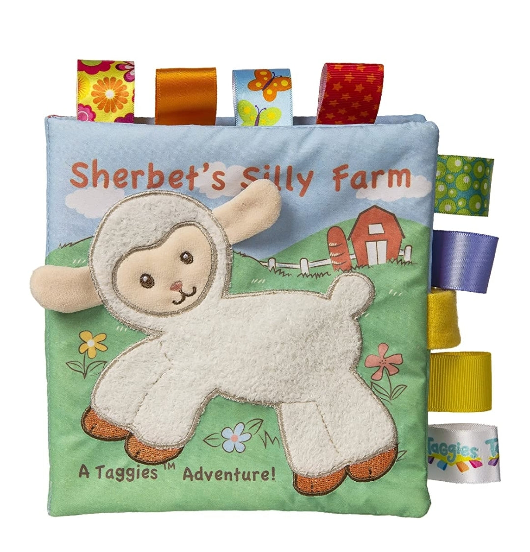 Taggies Little Lamb Soft Book