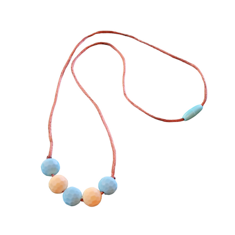 Pastel Dreams Teething Necklace