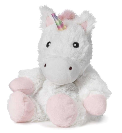 Soft White Lavender Scented Unicorn- 13""