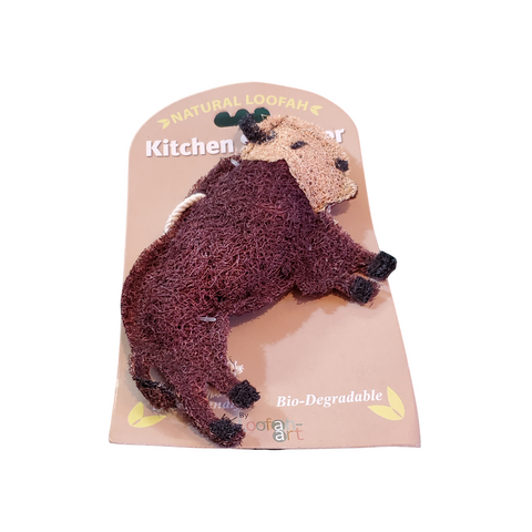Kitchen Scrubber- Buffalo