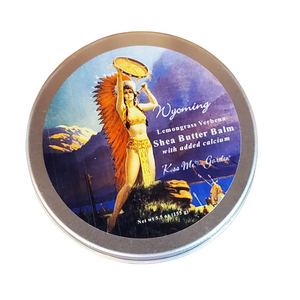 Wyoming lemongrass verbena lotion