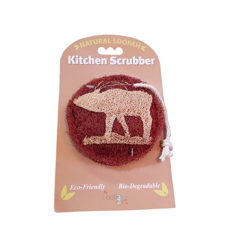Kitchen Scrubber- Elk